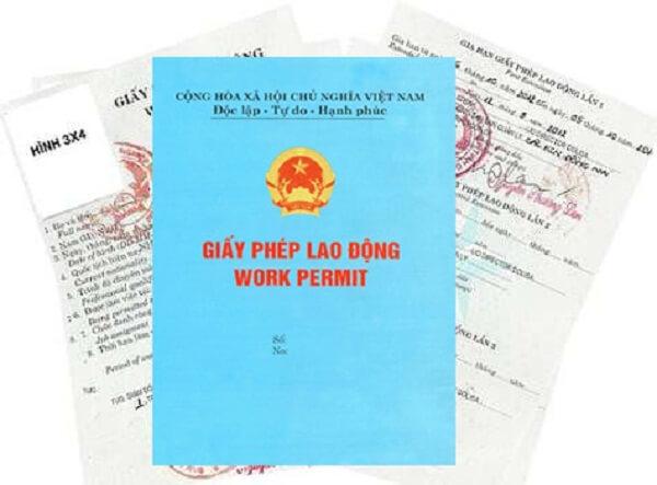 Dịch vụ giấy phép lao động
