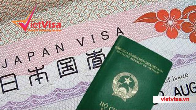 Dịch vụ xin visa Nhất Bản