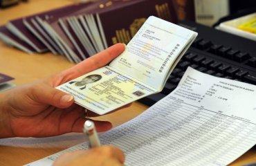 hồ sơ xin visa khối schengen