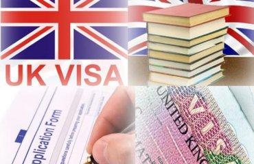 hướng dẫn làm visa đi Anh