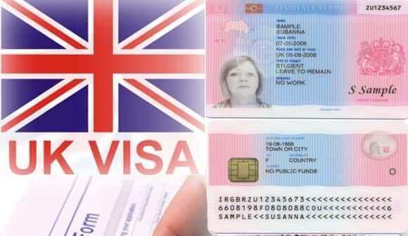 Thủ tục xin visa du lịch Anh Quốc