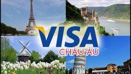 Thủ Tục Xin Visa Châu Âu