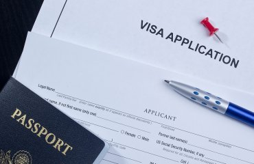 Làm hồ sơ xin visa mỹ