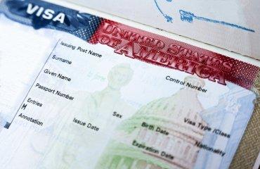 Làm lại visa Mỹ