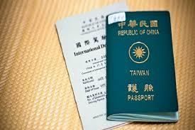 Tự làm visa đài loan