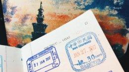 miễn visa đi đài loan